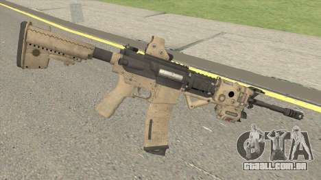 M4 With M203 Tactico para GTA San Andreas