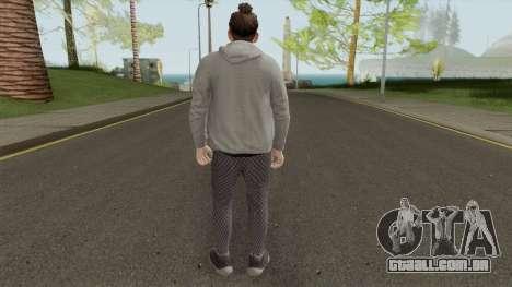Post Malone para GTA San Andreas