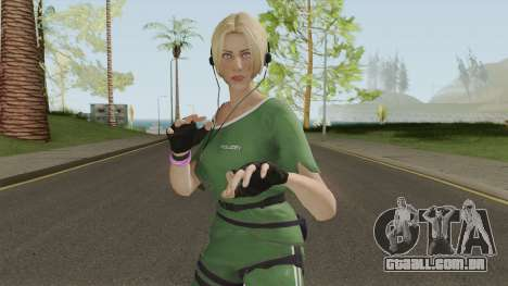 IQ Reunification From Rainbow Six Siege para GTA San Andreas