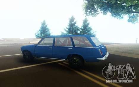 VAZ 21023 Deriva para GTA San Andreas