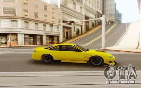 Nissan Silvia s14 kouki para GTA San Andreas