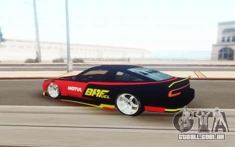 Nissan 200SX 4epa para GTA San Andreas