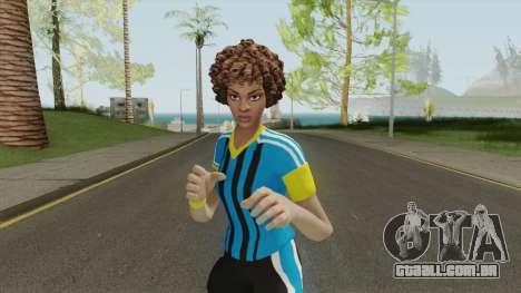 Jada (Fortnite Soccer) para GTA San Andreas