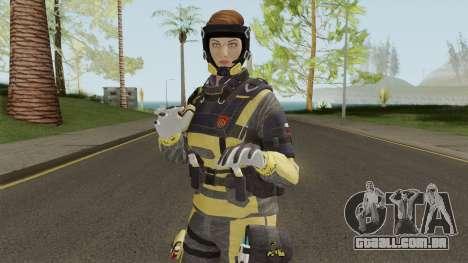 Finka From Rainbow Six Siege para GTA San Andreas