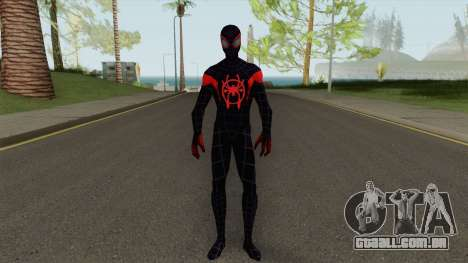 MFF Miles Morales Into the Spiderverse para GTA San Andreas