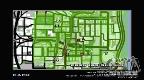 Syoko Hoshi Mural para GTA San Andreas