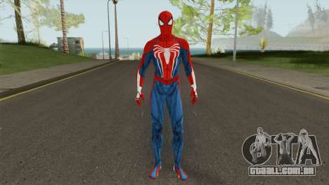 Marvel Spider-Man Advanced Suit para GTA San Andreas