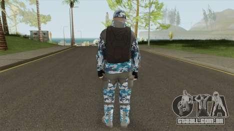 GTA Online Random Skin 16 para GTA San Andreas