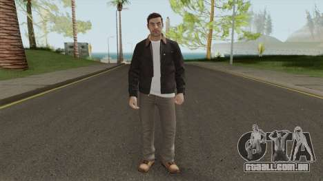GTA Online: Agent 14 from the Heists DLC para GTA San Andreas