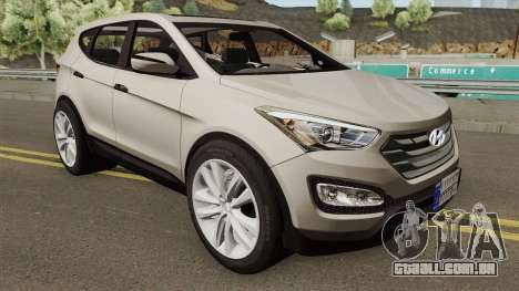 Hyundai Santa Fe 2015 V2 para GTA San Andreas