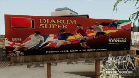 New Billboard (Final Part) para GTA San Andreas