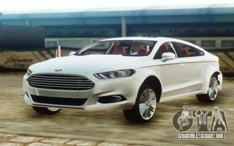 Ford Fusion para GTA San Andreas