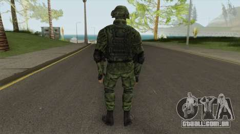 Russian Infantry para GTA San Andreas