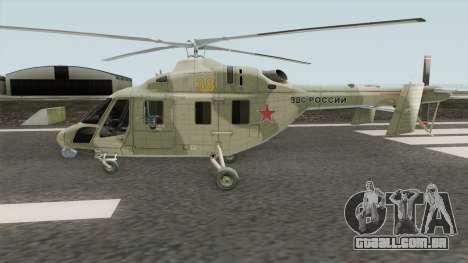 KVZ Ansat para GTA San Andreas