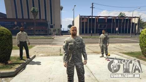 Markos Bodyguard Mod 0.1.0 para GTA 5
