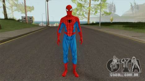 Marvel Spider-Man Classic Suit para GTA San Andreas