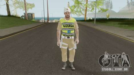 Skin GMRJ para GTA San Andreas