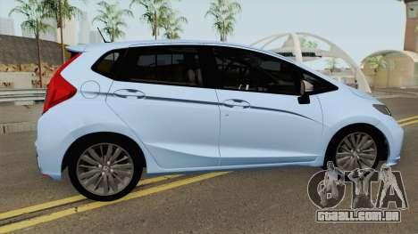 Honda Fit Facelift 2018 para GTA San Andreas
