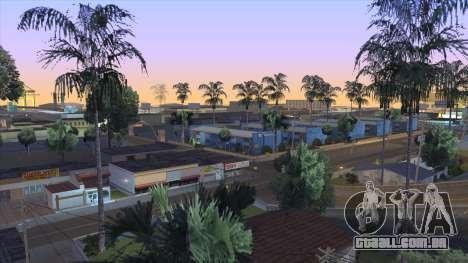 Timecyc Del Asmando V5 para GTA San Andreas