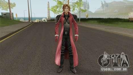 Genesis - Final Fantasy Crisis Core para GTA San Andreas
