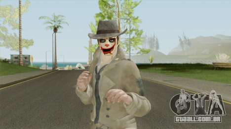 Trevor The Purge Cosplay para GTA San Andreas