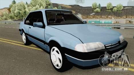 Chevrolet Monza GLS Shark 2 Doors para GTA San Andreas