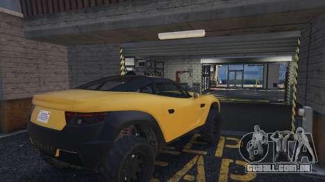 SELL CARS at Simeon Premium Deluxe Motorsport para GTA 5