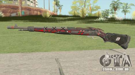 Rules of Survival Kar98 REPEATER para GTA San Andreas