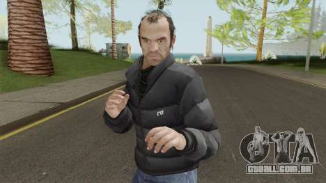 Trevor Phillips Cleaned para GTA San Andreas