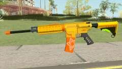 M4A1 Pew Pew Pew para GTA San Andreas