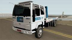Ford Cargo Reboque Prefeitura Rio de Janeiro para GTA San Andreas