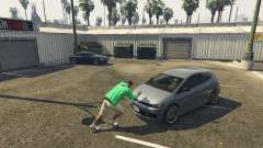 Vehicle Collision System & Vehicle Push 1.9 para GTA 5