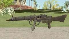 COD: Black Ops 2 Zombies: MG15 para GTA San Andreas