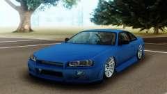 Nissan Silvia S14 Facelift R34