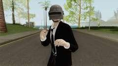 Skin Random 110 (Outfit PUBG) para GTA San Andreas