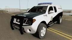Nissan Frontier DPCA PCERJ 2013 para GTA San Andreas