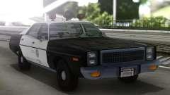 1978 Plymouth Fury Los Angeles Police Departamen para GTA San Andreas