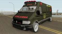 Renault Master Ambulance Dos Fuzileiros Navais para GTA San Andreas