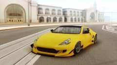 Nissan 370z Pandem para GTA San Andreas
