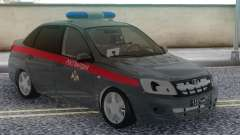 Lada Granta Guard para GTA San Andreas
