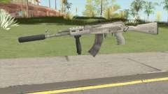 Modern AK47 Silenced