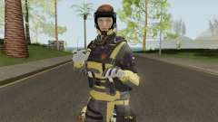 Finka From Rainbow Six Siege para GTA San Andreas