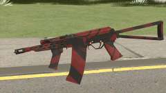 SAIGA-12 RED BLOOD para GTA San Andreas
