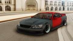 Nissan Silvia S15 Facelift Toyota Altezza para GTA San Andreas