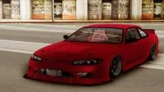 Nissan Silvia S14.55 para GTA San Andreas