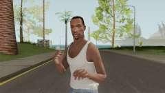 CJ from GTA V para GTA San Andreas