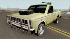 Bobcat CC GLA Technical Style para GTA San Andreas