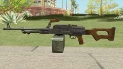 CSO2 PKM para GTA San Andreas
