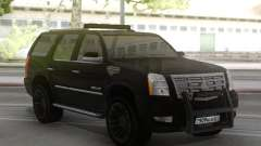 Cadillac Escalade Black Edition para GTA San Andreas