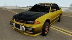 Mitsubishi Lancer Evolution III GSR 1996 para GTA San Andreas
